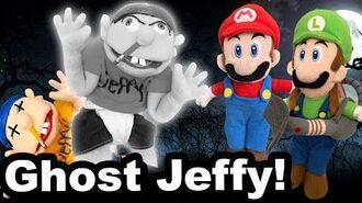 SML Movie- Ghost Jeffy!