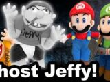 Ghost Jeffy!