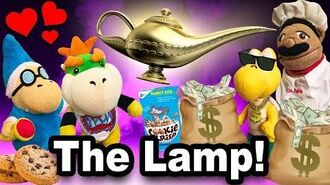 SML Movie The Lamp!