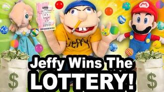 SML Movie Jeffy Wins The Lottery!