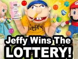 Jeffy Wins the Lottery!