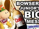 Bowser Junior's Big Mess!