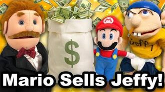 SML Movie Mario Sells Jeffy!