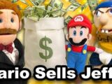 Mario Sells Jeffy!