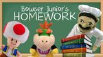 Bowser Junior's Homework