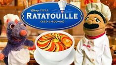 SML Movie Ratatouille!