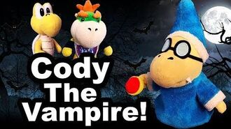 SML Short- Cody The Vampire!