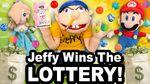 Jeffy Wins The Lottery!