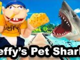 Jeffy's Pet Shark!