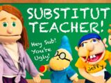 Substitute Teacher!