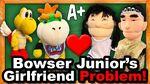 Bowser Junior's Girlfriend Problem