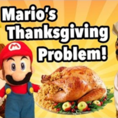 Shrek in the Mario's Thanksgiving Problem! thumbnail