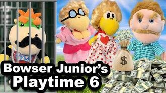 SML Movie Bowser Junior's Playtime 6