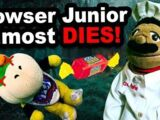 Bowser Junior Almost Goes To Sleep Forever!