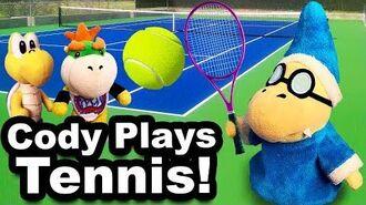 SML Movie Cody Plays Tennis!