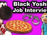 Black Yoshi's Job Interview!