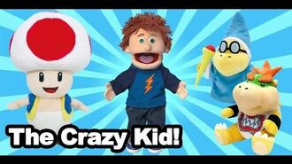 GG Games R Us Movie The Crazy Kid!
