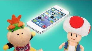Bowser Junior's Cellphone   SuperMarioLogan Wiki   FANDOM powered by
