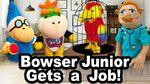 Bowser Junior Gets a Job