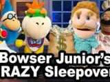 Bowser Junior's Crazy Sleepover!