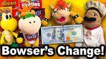 Bowser's Change!