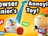 Bowser Junior's Annoying Toy!