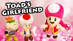 SML Movie Toad's Girlfriend!