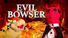 SML Movie Evil Bowser
