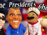 The President's Chef!