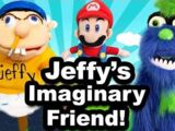 Jeffy's Imaginary Friend!
