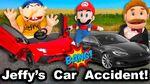 Jeffy's Car Accident
