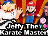 Jeffy the Karate Master!