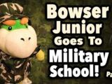 Bowser Junior Goes to Military School! Part 1
