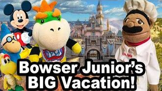 SML Movie Bowser Junior's Big Vacation!