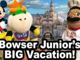 Bowser Junior's Big Vacation!