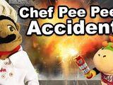 Chef Pee Pee's Accident!