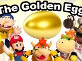 The Golden Egg!