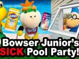 Bowser Junior's Sick Pool Party!