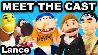Meet The Cast- Lance