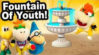 SML Movie Fountain Of Youth!