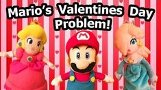 SML Movie Mario's Valentines Day Problem!