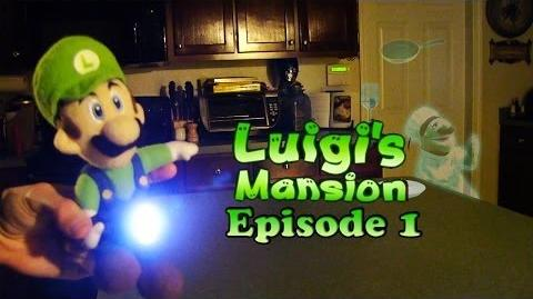 Luigi S Mansion Episode 1 Supermariologan Wiki Fandom