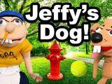 Jeffy's Dog!