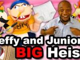 Jeffy and Junior's Big Heist!