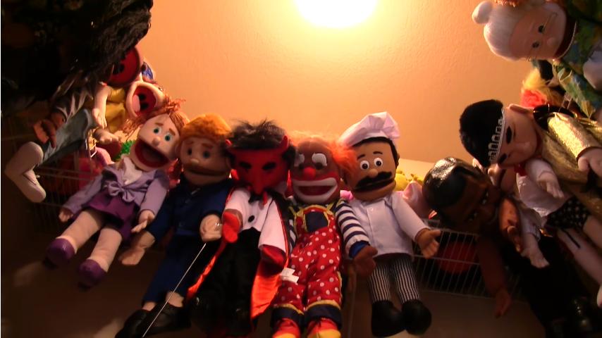 puppet closet