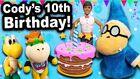 Cody's 10th Birthday