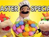 Bowser Junior's Easter Egg Hunt