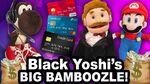 Black Yoshi's Big Bamboozle