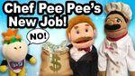 Chef Pee Pee's New Job