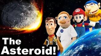 SML Movie The Asteroid!